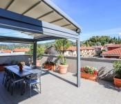 BERGAMO - Appartamento con terrazzo panoramico a Via Polaresco per 590000